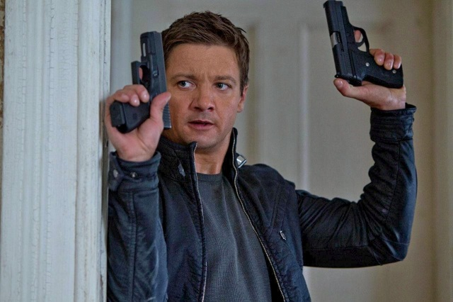The Bourne Legacy Jeremy Renner