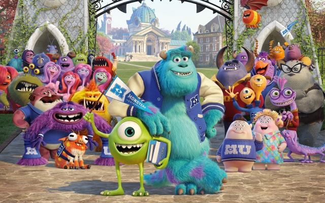 Monsters-University-3D-Movie-Wallpaper